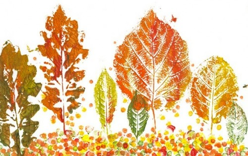 Осенние поделки в школу (4)