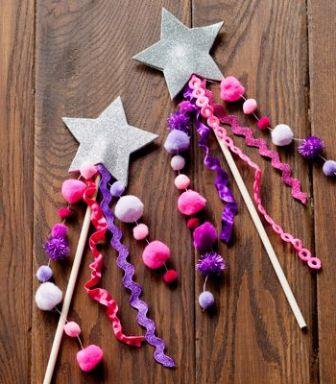 Как сделать волшебную палочку настоящую с магией в домашних условиях 93