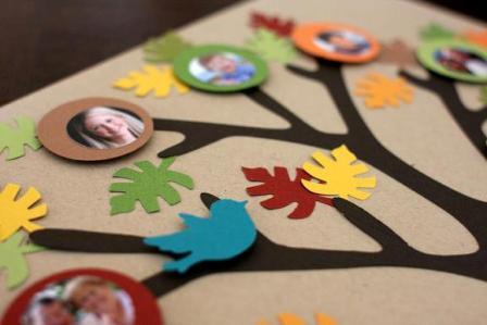 Родословное дерево для детей (4)