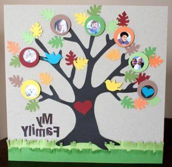 Дерево родословное как оформить своими руками