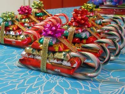 Как сделать сладкий подарок (1)