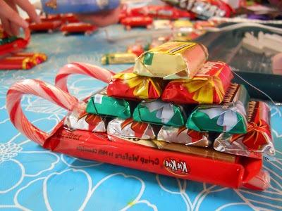 Как сделать сладкий подарок (2)