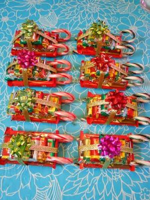 Как сделать сладкий подарок (3)