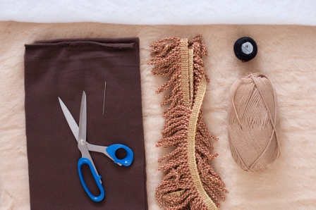 Сделать детский коврик своими руками (1)