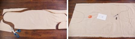 Сделать детский коврик своими руками (2)