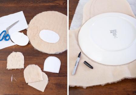 Сделать детский коврик своими руками (4)
