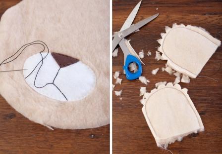 Сделать детский коврик своими руками (5)