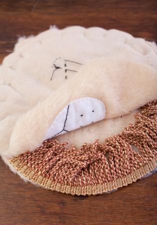 Сделать детский коврик своими руками (7)