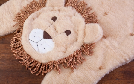 Сделать детский коврик своими руками (9)