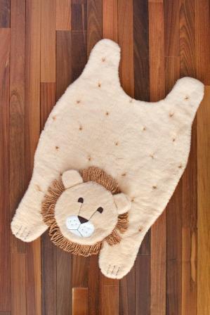 Сделать детский коврик своими руками (10)