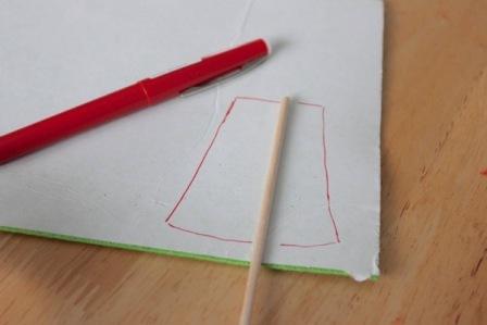 Как сделать самому кораблик (6)