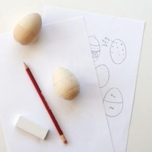 пасхальные яйца для детей 1