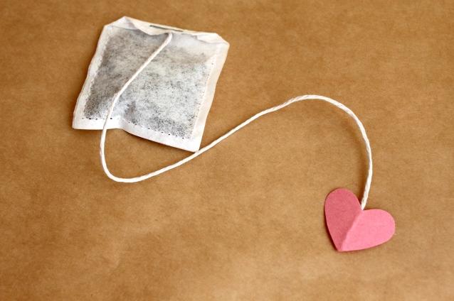 Подарок ко Дню Святого Валентина для любителей чая