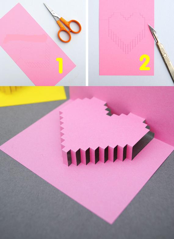 Как сложить открытки